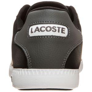 Lacoste Graduate LCR3 Herren Sneaker schwarz weiß 7-35SPM0013237 – Bild 4