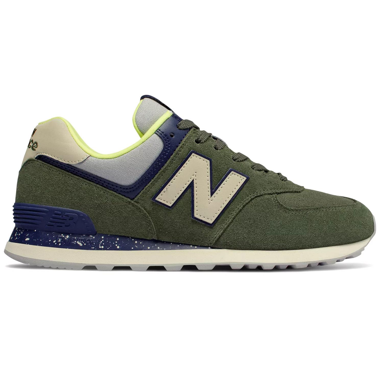 new balance ml574hvc herren sneaker covert green 657431 60 9. Black Bedroom Furniture Sets. Home Design Ideas