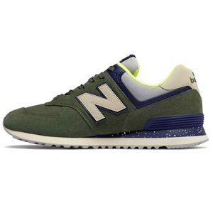 New Balance ML574HVC Herren Sneaker covert green 657431-60 9 – Bild 2