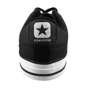 Converse Star Player Ox Sneaker low schwarz weiß – Bild 3