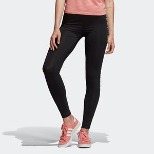adidas Originals Trefoil Tight Damen Leggings schwarz DN8406 – Bild 8