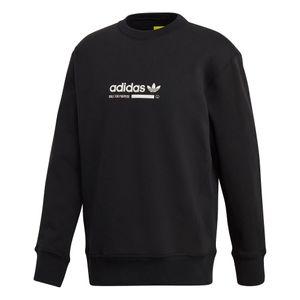 adidas Originals Kaval Crew Pullover Herren schwarz DM1675 – Bild 1