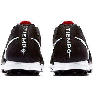 Nike Legend 7 Academy TF Herren Noppenschuhe schwarz weiß AH7243 006 – Bild 4