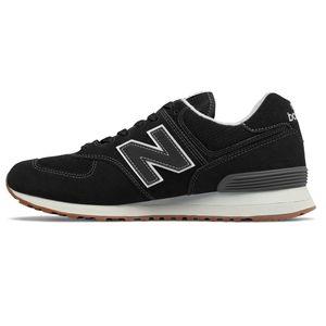 New Balance ML574ESE Herren Sneaker 657371-60 8 schwarz – Bild 2
