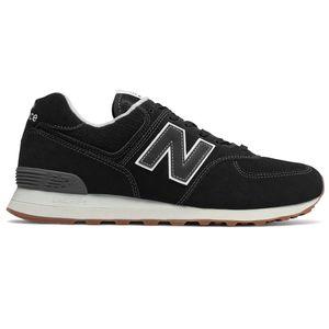 New Balance ML574ESE Herren Sneaker 657371-60 8 schwarz