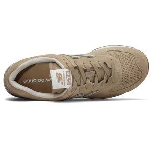 New Balance ML574ESF Herren Sneaker 657371-60 11 beige – Bild 3