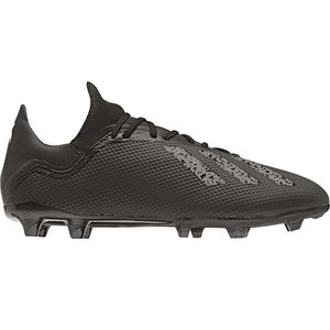Details zu adidas X 18.3 FG Herren Fußballschuhe Nockenschuhe Kickschuhe DB2185 schwarz