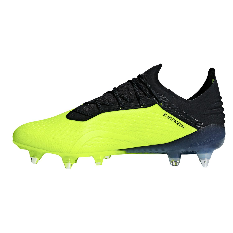 Adidas X 18 1 Sg Herren Fussballschuh Gelb Schwarz Db2259