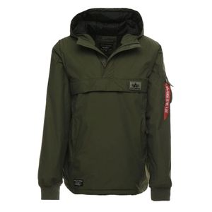 Alpha Industries WP Anorak Herrenjacke dark green 188132/257