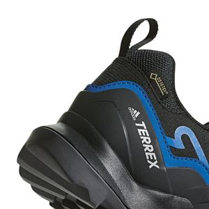 adidas Terrex Swift R2 GTX Herren Outdoor Walking schwarz blau AC7829 – Bild 3