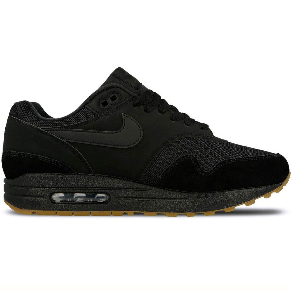 Nike Air Max 1 Herren Sneaker schwarz AH8145 007