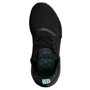 adidas Originals NMD_R1 W Damen Sneaker schwarz mint AQ1102 – Bild 3
