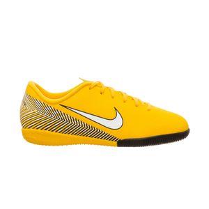 Nike Vapor 12 Academy NJR IC Kinder Fußballschuhe amarillo AO9474 710 – Bild 1