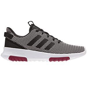 adidas neo CF Racer TR Damen Sneaker grau weiß lila B42170 – Bild 1