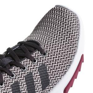 adidas neo CF Racer TR Damen Sneaker grau weiß lila B42170 – Bild 3