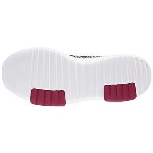 adidas neo CF Racer TR Damen Sneaker grau weiß lila B42170 – Bild 6