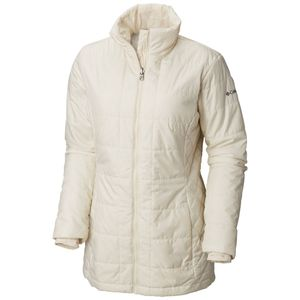 Columbia Carson Pass IC Damen Outdoorjacke hellgrau WL0004-021 – Bild 3