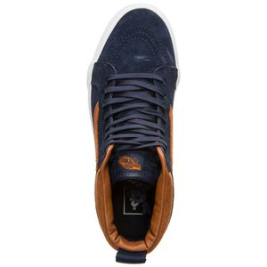 Vans Sk8-Hi Mte Herren Sneaker Suede dress blues – Bild 4