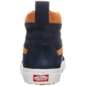Vans Sk8-Hi Mte Herren Sneaker Suede dress blues – Bild 5