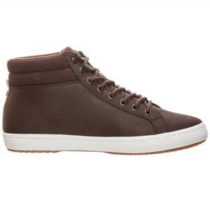 Lacoste Straightset Insulate Herren Sneaker dunkelbraun 7-36CAM0064DB2 – Bild 1