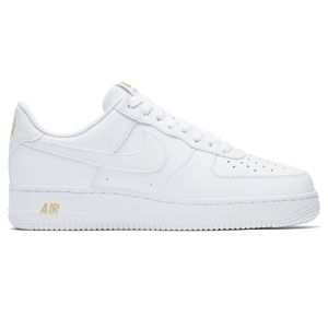 Nike Air Force 1 '07 Sneaker weiß gold AA4083 102 – Bild 1