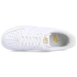 Nike Air Force 1 '07 Sneaker weiß gold AA4083 102 – Bild 5