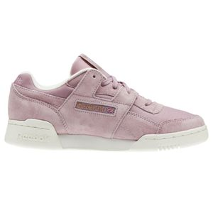 Reebok Workout Lo Plus Damen Sneaker infused lilac CN4623