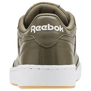 Reebok Club C 85 MU Herren Sneaker terrain grey Leder CN5776 – Bild 3