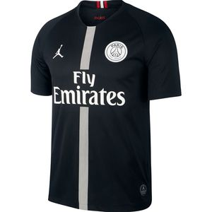 Nike Men Paris Saint-Germain 3rd Trikot Herren schwarz 919010 012 – Bild 1