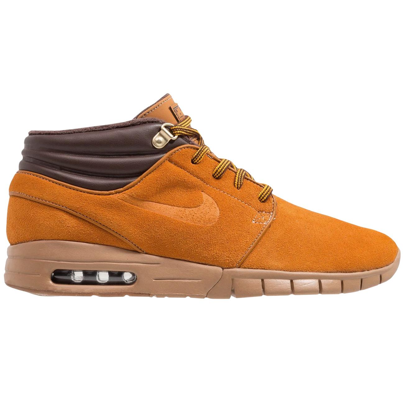 Nike Stefan Janoski Max Mid PRM Herren Sneaker braun AV3610 779