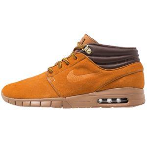 Nike Stefan Janoski Max Mid PRM Herren Sneaker braun AV3610 779 – Bild 2