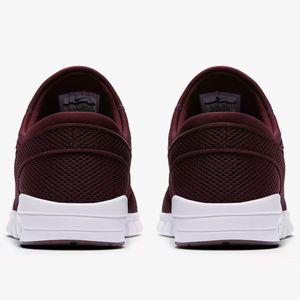 Nike Stefan Janoski Max Herren Sneaker burgundy crush 631303 604 – Bild 3