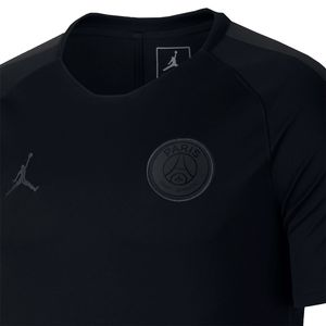Nike Paris Saint-Germain Breathe Squad Shirt Kinder schwarz AQ0970 012 – Bild 5