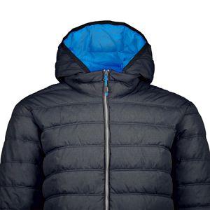 Campagnolo Man Jacket Zip Hood Daunenjacke grau 3Z19177M U874  – Bild 2