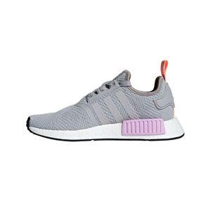adidas Originals NMD_R1 W Damen Sneaker grau rosa orange B37647 – Bild 2