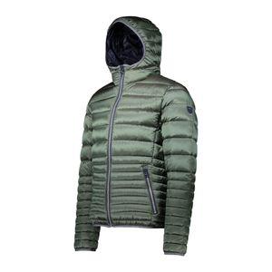 Campagnolo Man Jacket Zip Hood Daunenjacke grün 3K29477 F955   – Bild 3