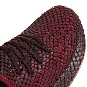 adidas Originals Deerupt Runner Herren Sneaker burgundy B41773 – Bild 7