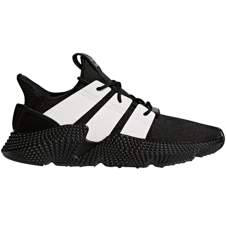 good looking really comfortable special for shoe adidas Originals Prophere Herren Sneaker schwarz weiß B37462