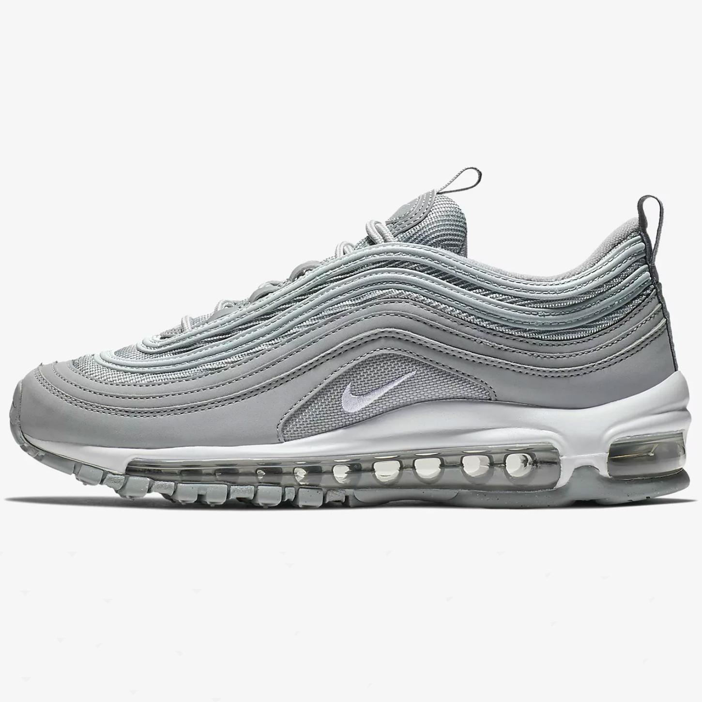 Nike Air Max 97 (GS) Sneaker grau weiß 921522 008