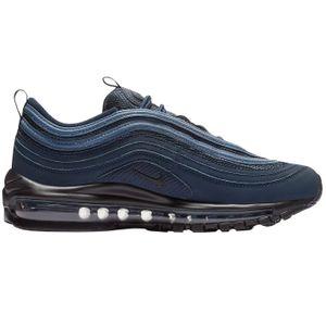 Nike Air Max 97 (GS) Sneaker blau schwarz 921522 403 – Bild 1