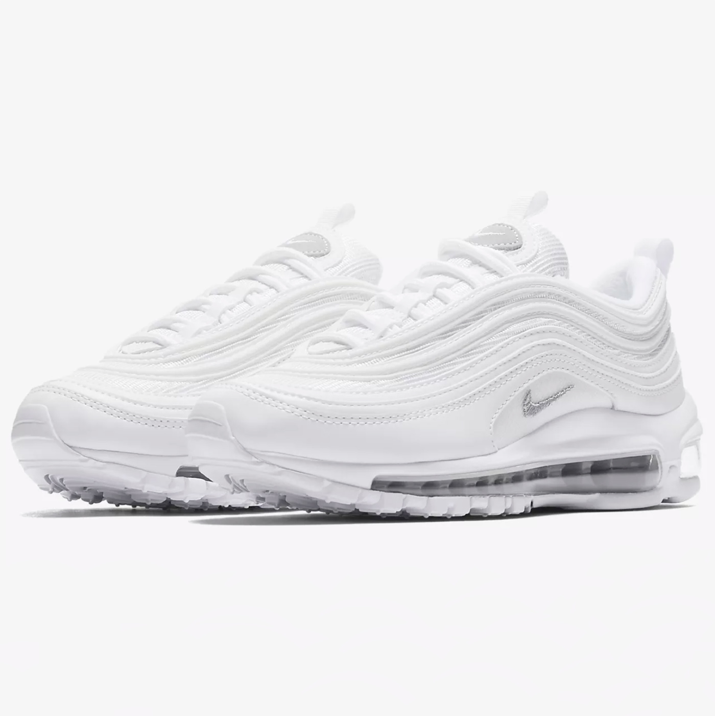 Nike Air Max 97 Essential Cool Grey Anthracite White Wolf