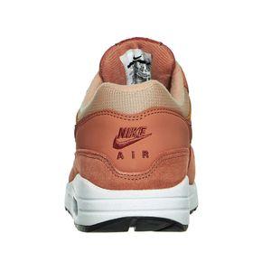 Nike Air Max 1 Damen Sneaker terrakotta beige 319986 205 – Bild 4