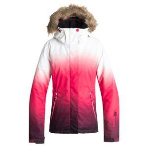Roxy Jet Ski SE Damen Ski- und Snowboardjacke rot weiß ERJTJ03184 MMN2 – Bild 1
