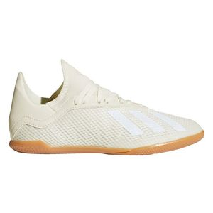 adidas X Tango 18.3 IN J Kinder Hallenschuh off white DB2427 – Bild 1