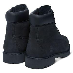 Timberland Juniors 6 Inch Premium Boot Kinder & Damen schwarz 12907 – Bild 3
