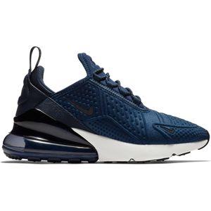 535ae70d23 Nike Air Max 270 SE GS Kinder Sneaker dunkelblau AJ7372 400 – Bild 1