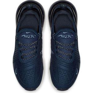 Nike Air Max 270 SE GS Kinder Sneaker dunkelblau AJ7372 400 – Bild 4