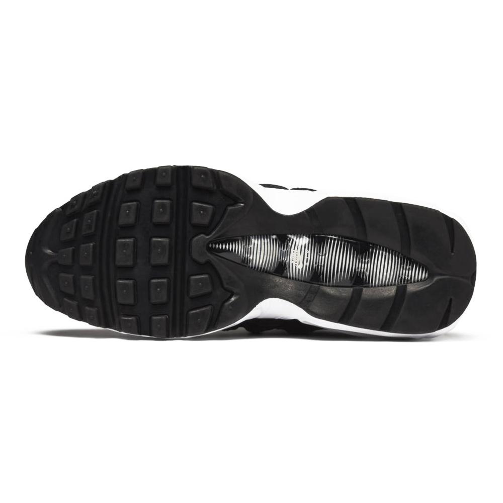 1e018e60b0f6cd Nike WMNS Air Max 95 Damen Sneaker schwarz weiß 307960 020 – Bild 5