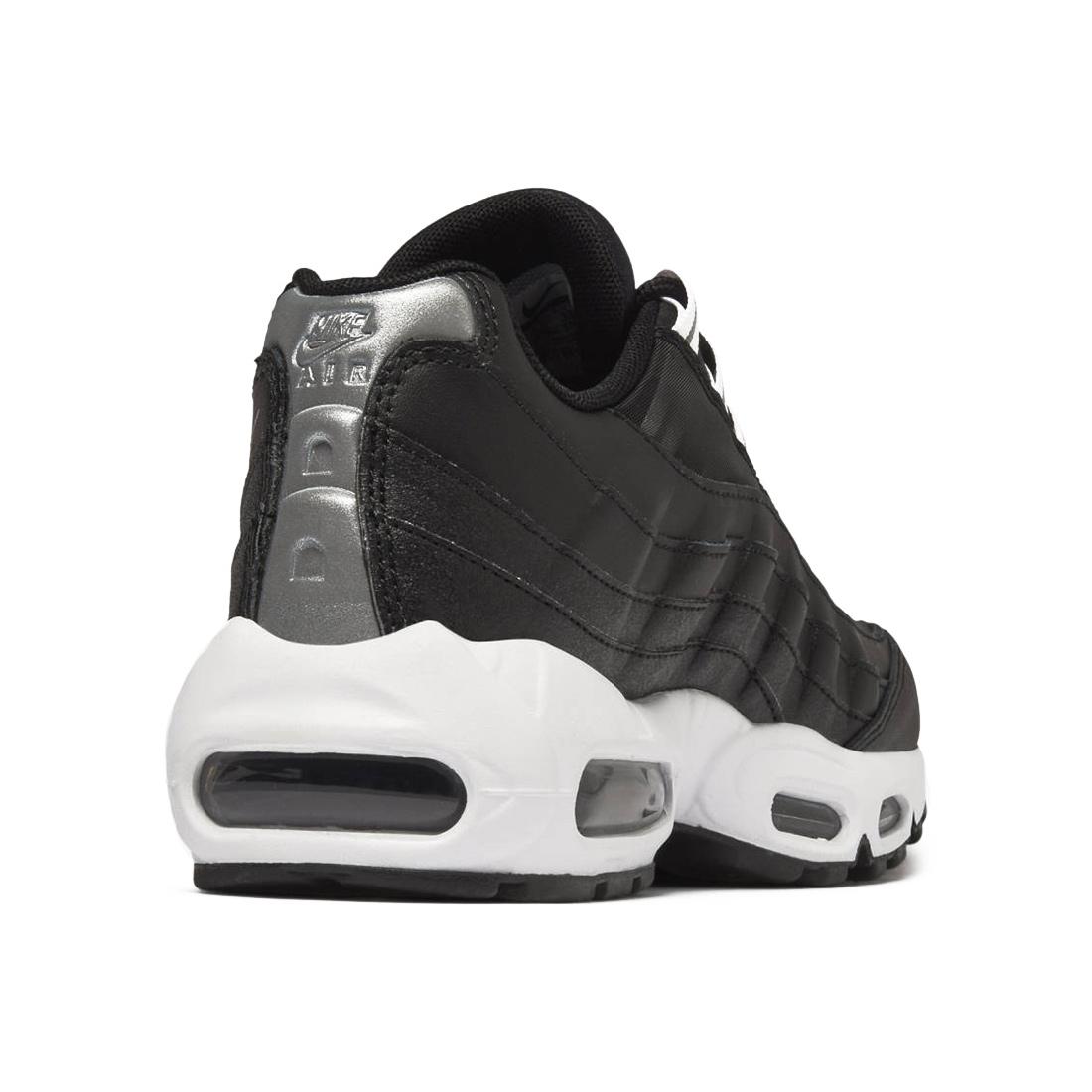 3c573e9906c4d8 Nike WMNS Air Max 95 Damen Sneaker schwarz weiß 307960 020 – Bild 3