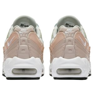Nike WMNS Air Max 95 Damen Sneaker light silver 307960 018 – Bild 4